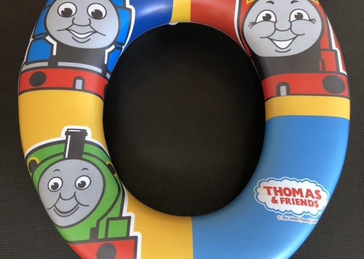 トーマスの補助便座